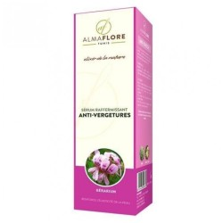 ALMAFLORE Sérum anti vergetures, 30ml