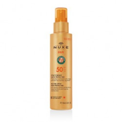 NUXE Spray Solaire Visage et Corps - Haute Protection - SPF 50+, 150ml