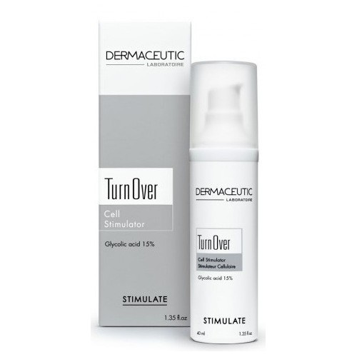 Dermaceutic TurnOver, Soin de nuit, flacon airless 40ml