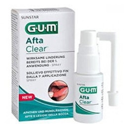 GUM Aftaclear Spray Buccal, 15ml