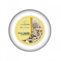 ALMAFLORE Argile Jaune, 100 gr
