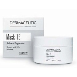 Dermaceutic Mask 15 sébum régulator, 50ml
