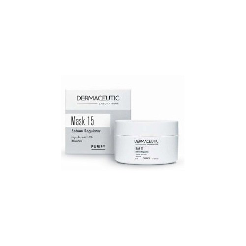 Dermaceutic Mask 15 sébum régulator, 50ml