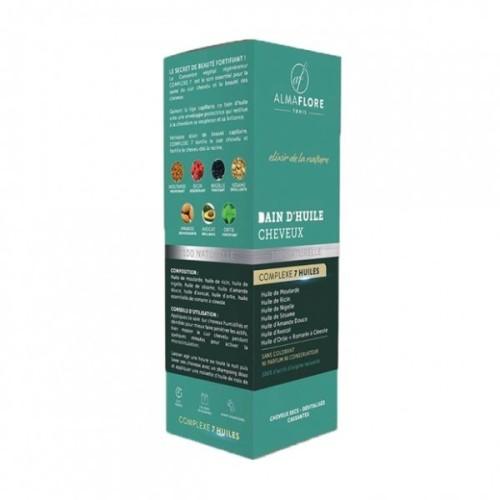 ALMAFLORE Bain d'huile, 100ML