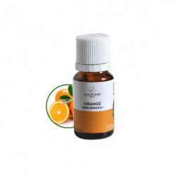 ALMAFLORE Huile Essentielle d'orange douce BIO, 10ML