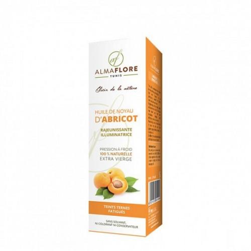 Almaflore Huile végétale de noyau d'abricot, 50ML