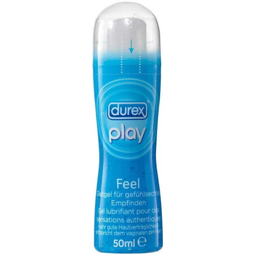 DUREX GEL LUBRIFIANT PLAY FEEL (BLEU)
