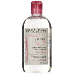 BIODERMA H2O SOLUTION MICELLAIRE 500ML