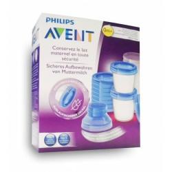AVENT CONSERVATION lait maternel CUP