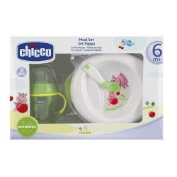 CHICCO SET DE REPAS, 6m+