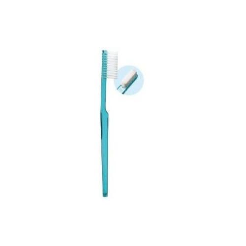 Elgydium Brosse à dents CLASSIC Standard tête longue souple, 1 unité