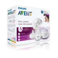 AVENT TIRE LAIT ELECTRONIQUE SIMPLE NATURAL