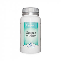 Physio Sources Source Calcium, 120 gélules
