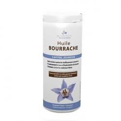 3 Chênes Huile Bourrache, 150 Capsules