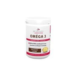 3 CHÊNES OMÉGA 3, 60 capsules