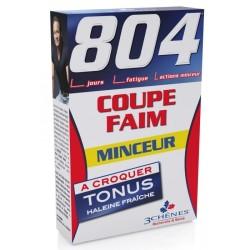 3 CHENES 804 COUPE FAIM MINCEUR A CROQUER, 30 COMPRIMES