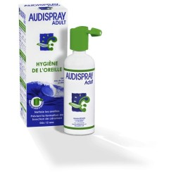 AUDISPRAY ADULT: Nettoyant auriculaire, 45ml