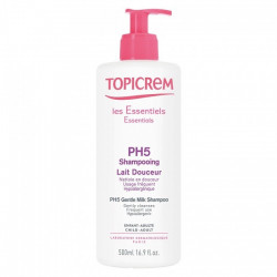 TOPICREM PH5 SHAMPOOING LAIT DOUCEUR, 500ML