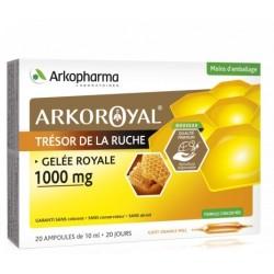 Arkoroyal Gelée Royale 1000 mg, 10 ampoules
