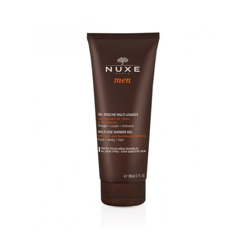 NUXE MEN Gel Douche Multi Usages, 200ml