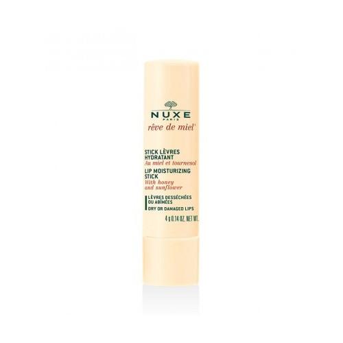NUXE Rêve de miel, Stick lèvres hydratant, 4g