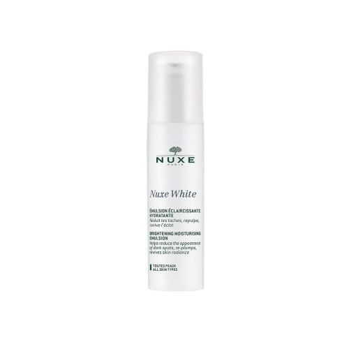 NUXE WHITE EMULSION ECLAIRCISSANTE HYDRATANTE, 50ml