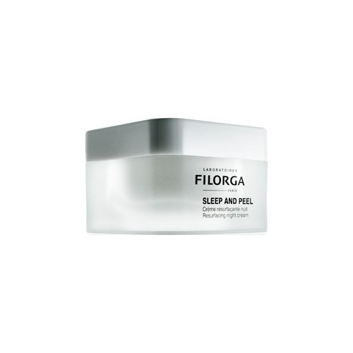 Filorga Sleep And Peel Crème Resurfaçante Nuit, 50ml