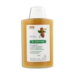 KLORANE Shampooing pour cheveux secs au dattier du désert, 200 ml