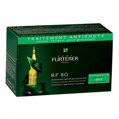 Furterer RF 80 Traitement Antichute Concentré 12 x 5 ml