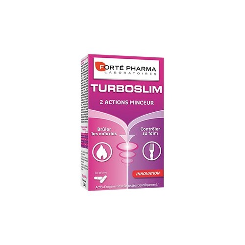 Forte pharma Turboslim, 28 gélules