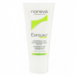Noreva EXFOLIAC Acnoméga 100 kératorégulateur matifiant, 30ml