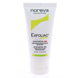 Noreva Exfoliac Acnomega 200 kératorégulateur matifiant - 30ml