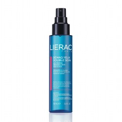 LIERAC Démaquillant yeux double soin flacon spray, 100ml