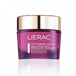 LIERAC LIFTISSIME NUTRI CREME RICHE REGALBANTE ANTI RIDES INSTALLEES, 50ML