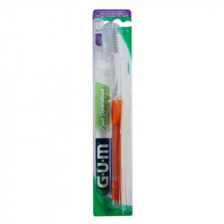 GUM Brosse à dents DELICATE COMPACT SOUPLE (317)
