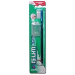 GUM Brosse à dents Classic Compact souple 409