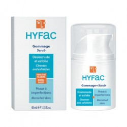 Hyfac Gommage , 40 ml