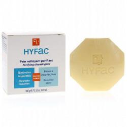 Hyfac Pain nettoyant purifiant , 100 gr