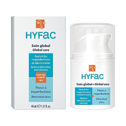 Hyfac Soin global , 40 ml