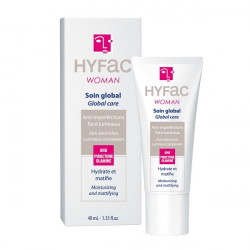 Hyfac women Soin global , 40 ml