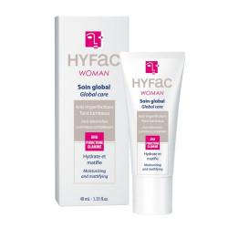 Hyfac women Soin global , 40 ml