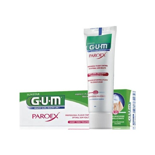 GUM Dentifrice Paroex, 75ml