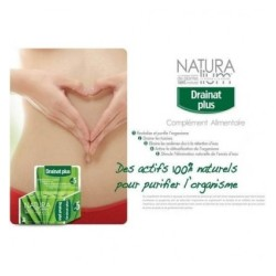 Naturalium Drainant Plus, B/30 gellules