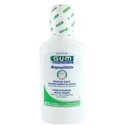 GUM Original White Bain de Bouche, 300ml