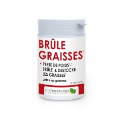 Districeutique Brûle-Graisses, 30 comprimés