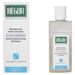 Hegor Shampooing hydra douceur au silicium organique, Usage fréquent, 150ml
