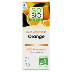 SO'BIO Huile essentielle orange - Relaxante-