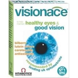 Vitabiotics Visionace - 30 Tablets