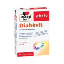 Diabévit, 30 comprimés