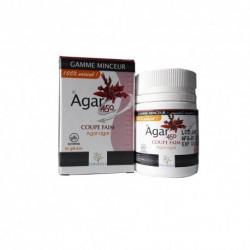 Naturalya AGAR 450 coupe faim, 60 capsules